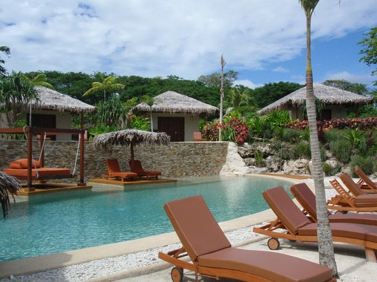 The Havannah, Vanuatu: Pool area