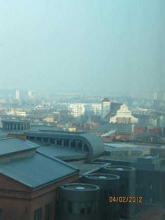 IBB Andersia Hotel Conference Centre & SPA: view from 805