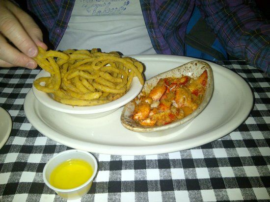 photo0.jpg - Picture of Lobster Trap, North Conway - TripAdvisor