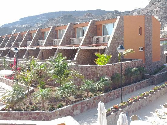 Atlantic Sands: The villas