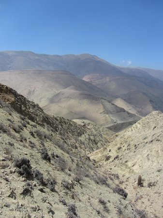 Andes Challenge - Day Tours