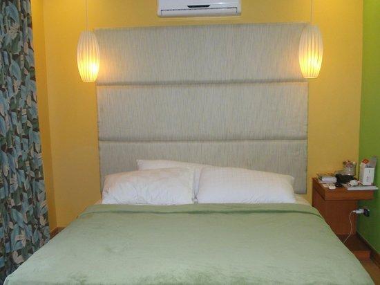 Tugawe Cove Resort: Room/Villa