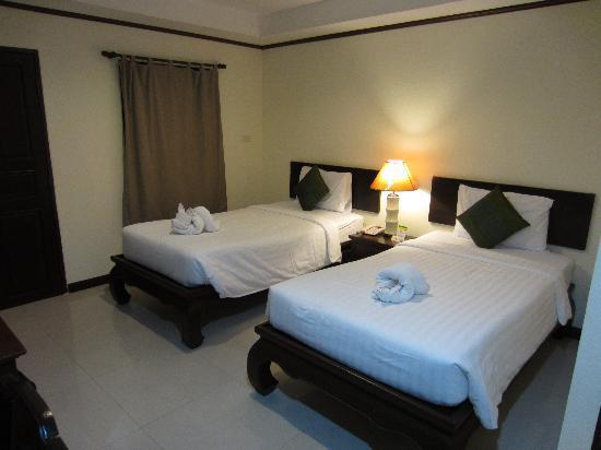 Chambre de Na Thapae hotel.