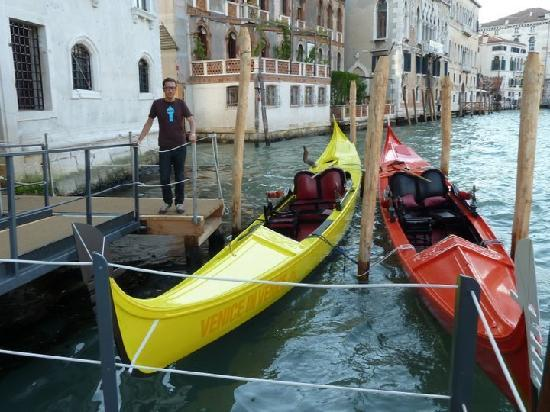 Canal Grande: The most romantic means of transport