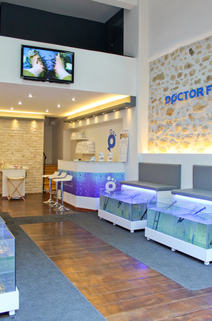 ‪Doctor Fish Heraklion - Foot Spa Therapy‬