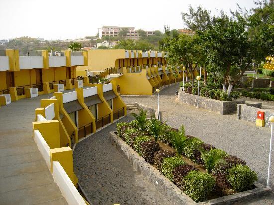 Hotel Oasis Praiamar : Outside view
