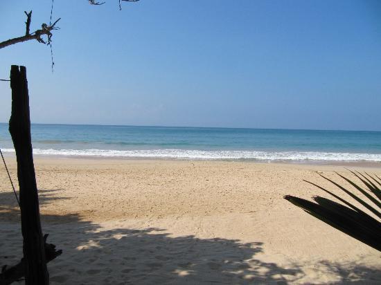 Sun N Sea Guesthouse: Breakfast Table View