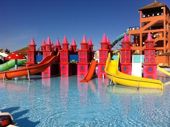 Be Live Family Aqua Fun Marrakech: kids water slides