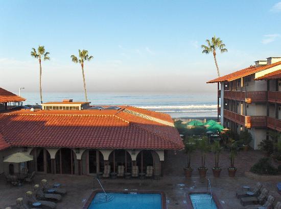 La Jolla Shores Hotel: Shores hotel - ocean view