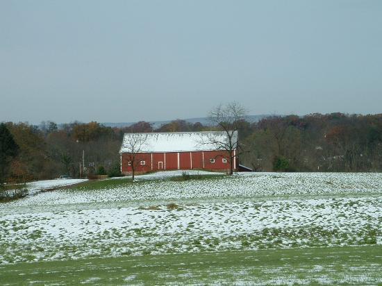 Quality Inn Gettysburg Battlefield: Gettysburg is beautiful in any season