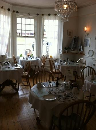 Corra Lynn Bed and Breakfast : Dining Room