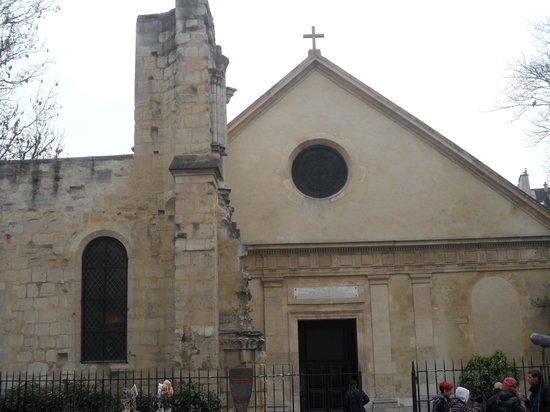 Eglise Saint Julien Le Pauvre