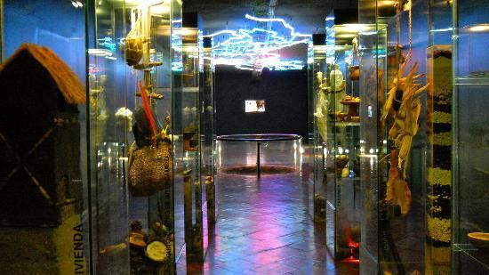 Museo de la Ciudad: Entry to the museum