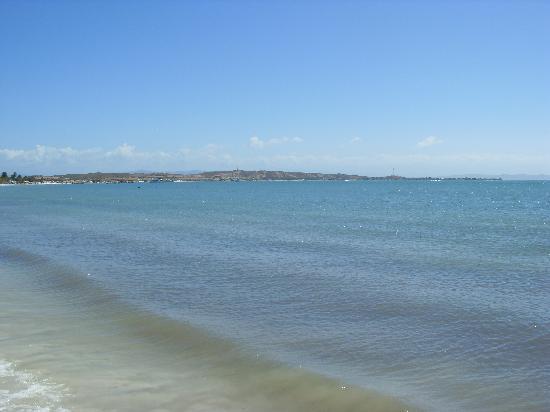 Playa en Isla de Coche