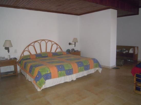Sol Caribe San Andres: la habitacion