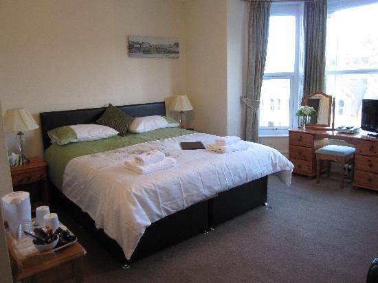 Dorchester Guest House : Ensuite Superior Double