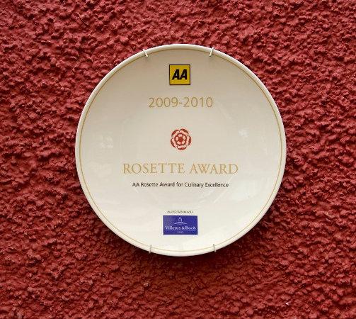 The Crianlarich Hotel Restaurant: AA Rosette (2010-11)