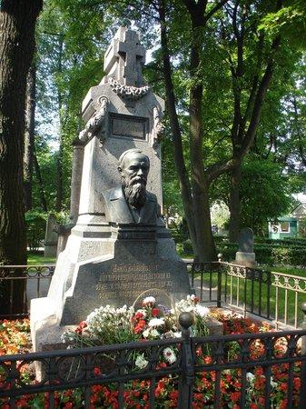 Tikhvin Cemetery/Necropolis of Masters of Art