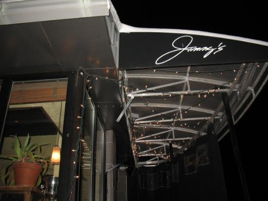 Jimmy's Exterior