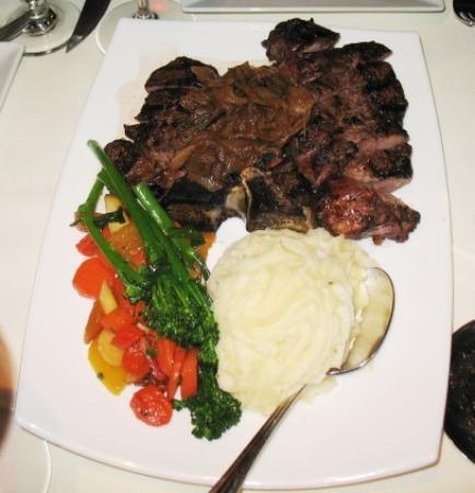 Jimmy's: Porterhouse Steak for Two