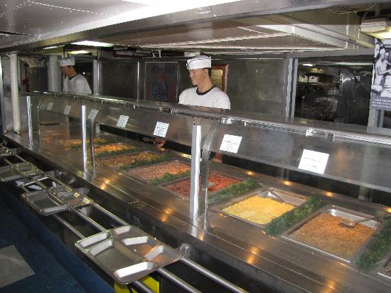 Kitchen Picture Of Uss Midway Museum San Diego