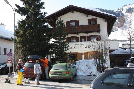 Hotel Garni Erwin Falch: hotel erwin falch
