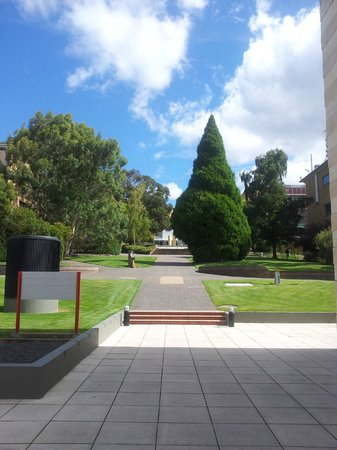 University of Tasmania - Sandy Bay campus