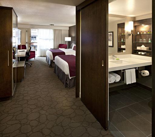 Delta Calgary South Hotel: ModeClub - Two Queen (atrium Building)