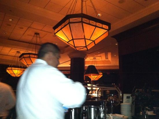 the Capital Grille Charlotte