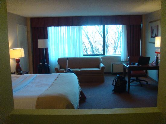 Holiday Inn Secaucus Meadowlands : Love the room