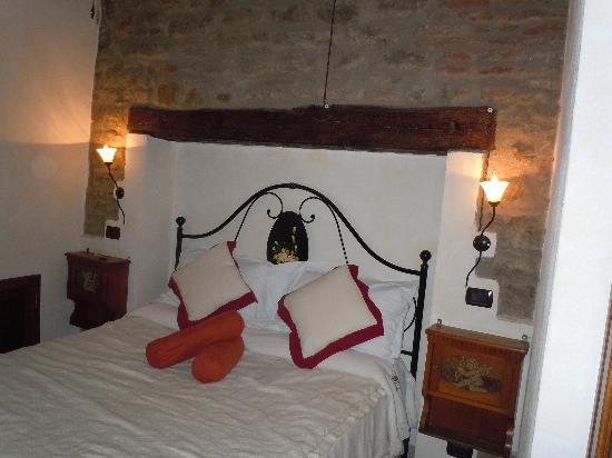 Rugapiana Vacanze: comfy bed