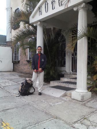 Hotel Inca Real: Pura Vida...