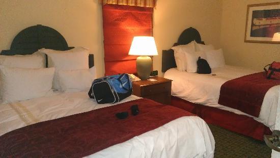 Marriott's Willow Ridge Lodge: second bedroom