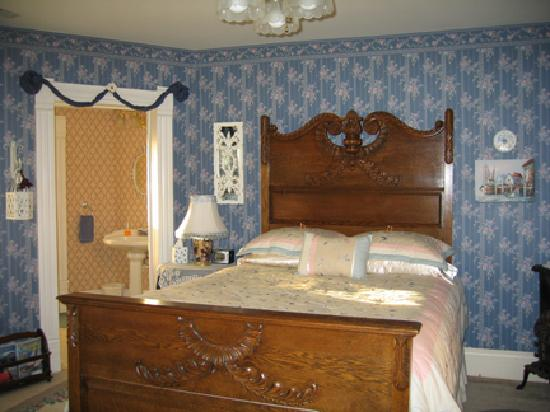 Benner House Bed and Breakfast: Riverside suite
