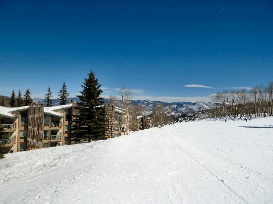 Top of the Village Condominiums, A Destination Residence: Direct Ski to Village Express Lift from TOV