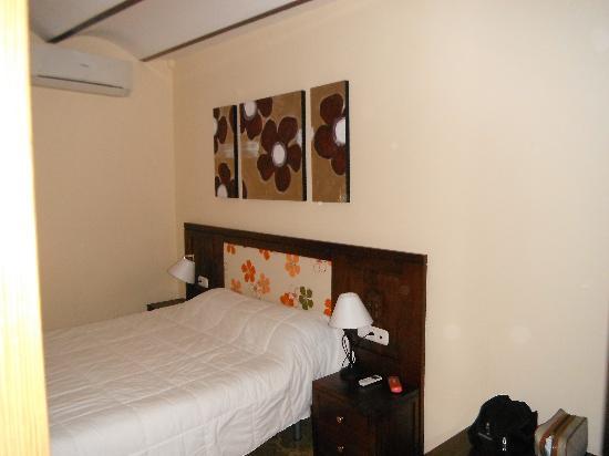 Al-Andalus Apartments Campos: un dormitorio