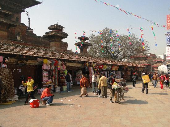 Kathmandu Durbar Square: Durbar Square