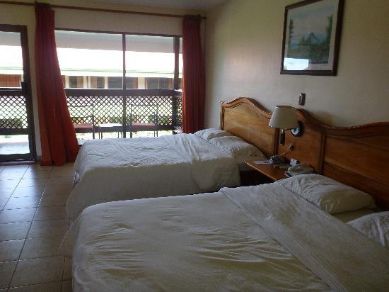 Hotel Lavas Tacotal: Habitacion