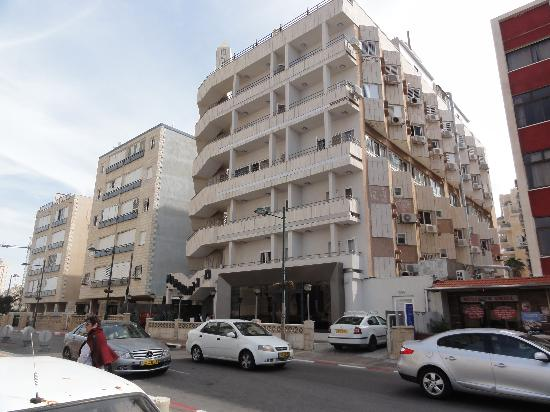 Margoa Hotel Netanya: Hotel Margoa