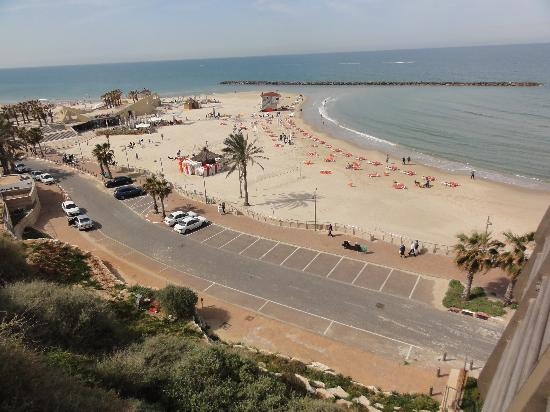 Margoa Hotel Netanya: Netanya Beach