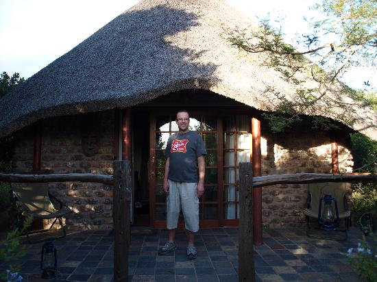 Schotia Safaris Private Game Reserve: Our accomodation