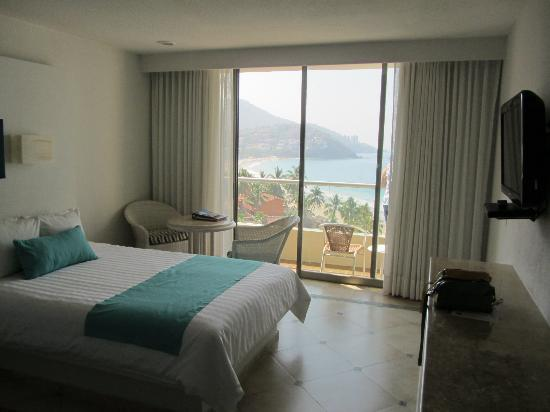 Sunscape Dorado Pacifico Ixtapa: Ocen view room
