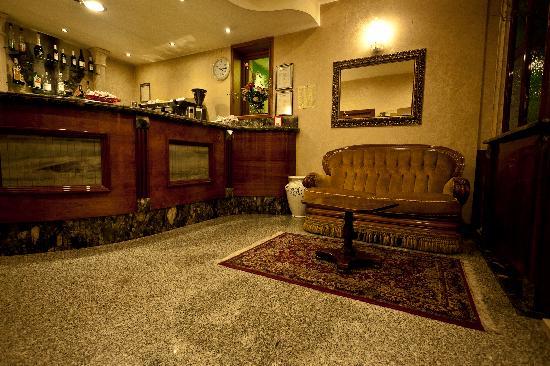 Ambra Palace: bar