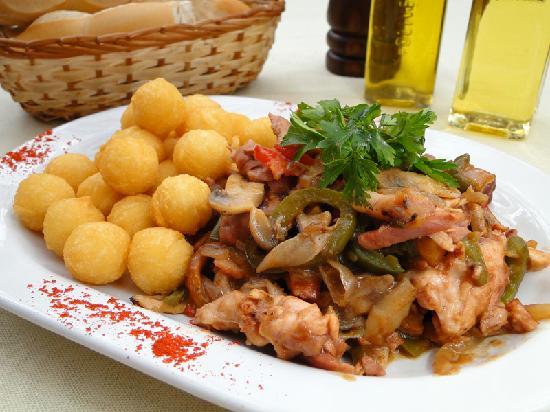 Montecatini: nuestros platos