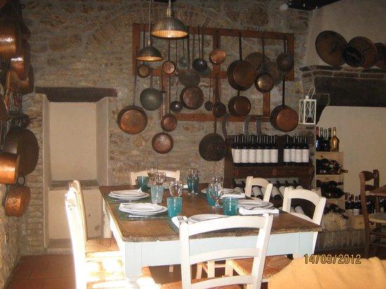 Ulisse e Letizia: tavoli