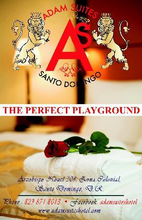 Adam Suites: The perfect playground
