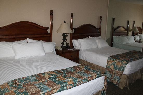 Casa Ojai Inn: Beds
