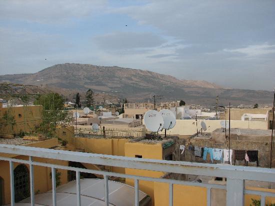 Riad Dar Cordoba: rooftop view