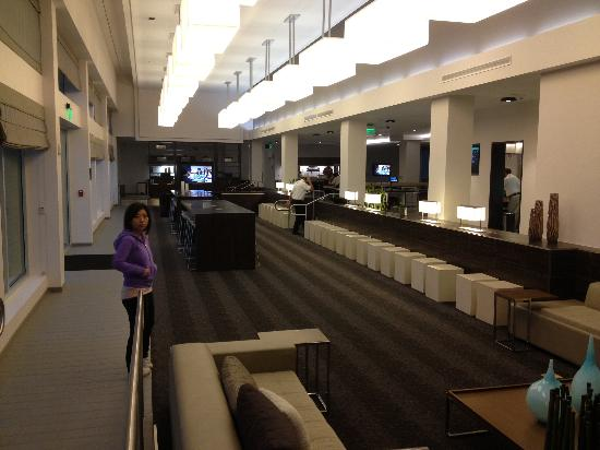 Hotel Lounge Picture Of Element Miami International Airport Miami