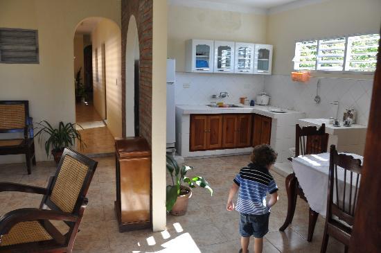 Hostal MiraLuna: cucina